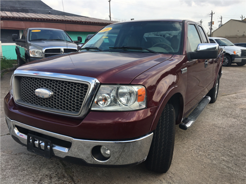 2006 Ford F-150 for sale in Houston, TX