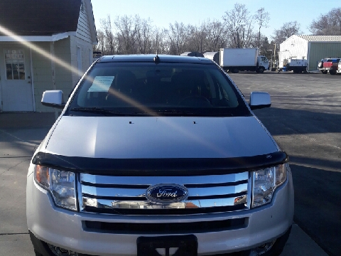 2009 Ford Edge for sale in Valparaiso, IN