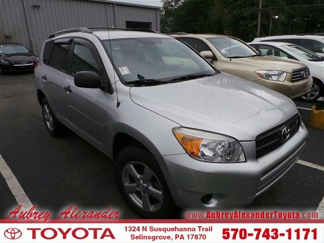 2008 Toyota RAV4 for sale in SELINSGROVE PA