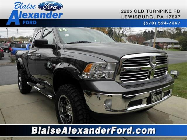 used 2014 ram ram pickup 1500 slt in lewisburg pa at blaise alexander ford. Cars Review. Best American Auto & Cars Review