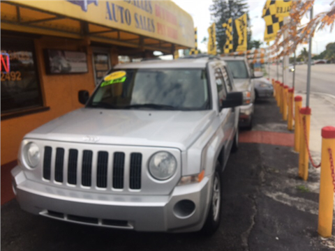 2007 Jeep Patriot for sale in Hialeah, FL