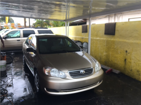 2006 Toyota Corolla for sale in Hialeah, FL