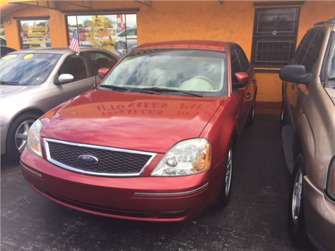 2006 Ford Five Hundred for sale in Hialeah, FL