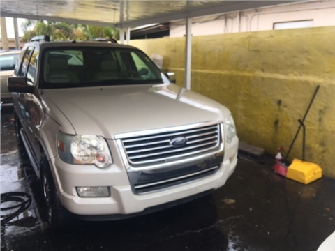 2006 Ford Explorer for sale in Hialeah, FL