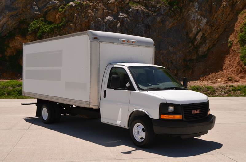 2008 GMC Savana 3500 16ft Box Truck  - Medley WV