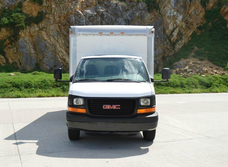 2008 GMC Savana 16ft Box Truck  - Medley WV