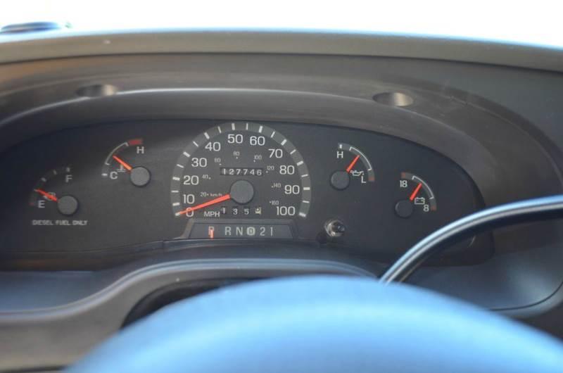 2003 Ford E350 Turbo Diesel 20 Passenger  - Medley WV