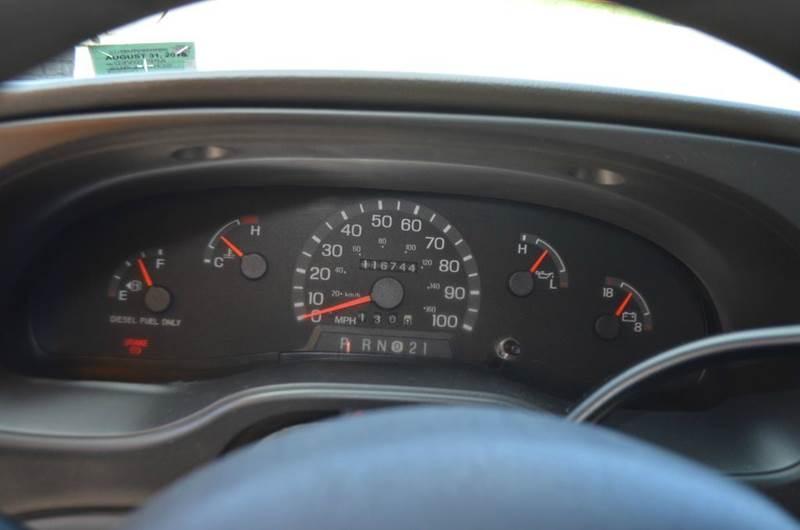 2003 Ford E450 Turbo Diesel 20 Passenger  - Medley WV