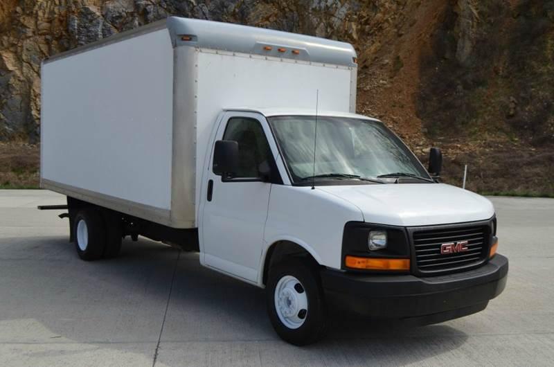 2008 GMC Savana 3500 16ft Box  Truck  - Medley WV