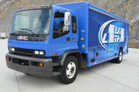 1998 GMC 6500 24ft Beer Truck