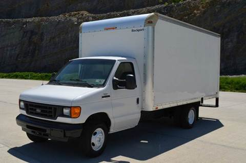 2007 Ford E350 16ft Box Truck