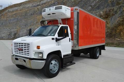 2007 GMC 6500 20ft Refer Truck