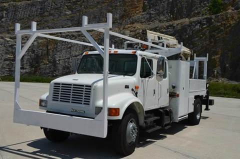 2001 International 4700 DT466
