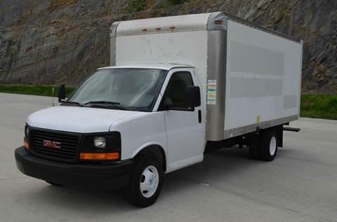 2008 GMC Savana 3500 16ft Box Truck