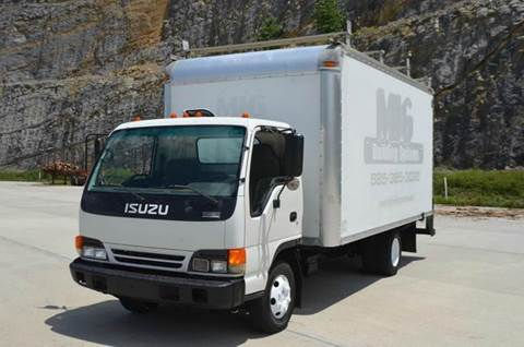 2005 Isuzu NPR Turbo Diesel 16ft Box Truc