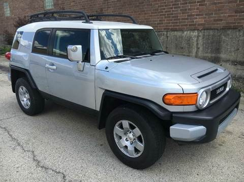 2007 Toyota FJ Cruiser for sale in Westmont, IL