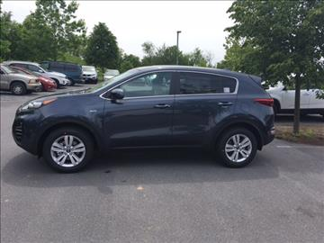 2017 Kia Sportage for sale in State College, PA