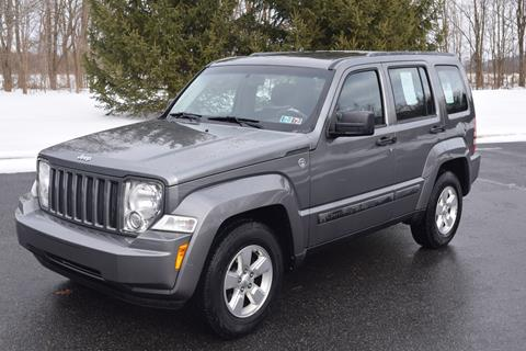 2012 Jeep Liberty for sale in State College, PA