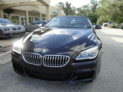 2016 BMW 6 Series for sale in Melbourne, FL
