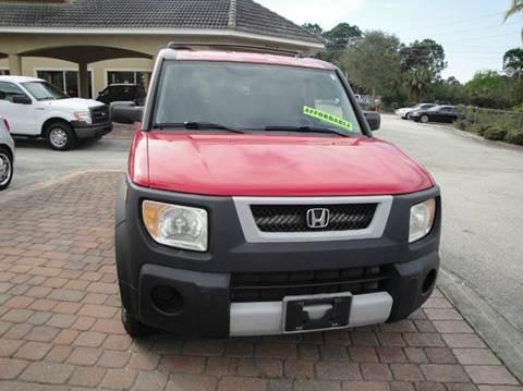 2005 Honda Element for sale in Melbourne, FL