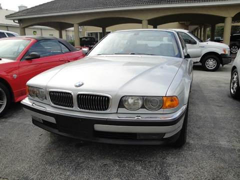 2000 BMW 7 Series for sale in Melbourne, FL