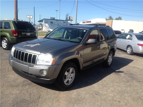 2007 Jeep Grand Cherokee for sale in Claremore, OK