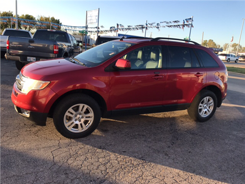 2008 Ford Edge for sale in Claremore, OK