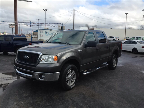 2007 Ford F-150 for sale in Claremore, OK