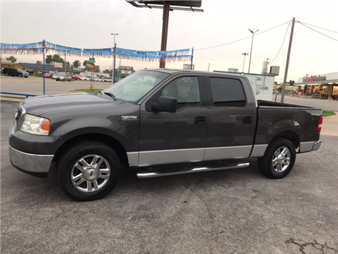 2006 Ford F-150 for sale in Claremore, OK