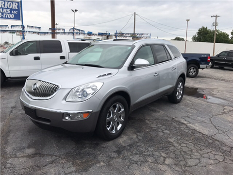 2009 Buick Enclave for sale in Claremore, OK