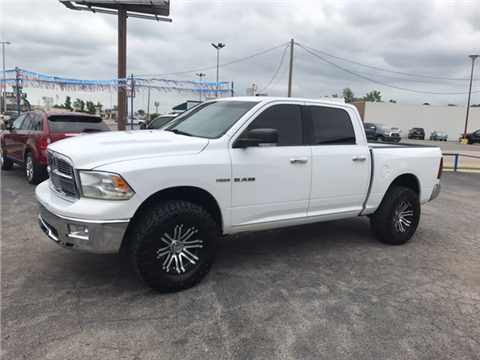 2010 Dodge Ram Pickup 1500 for sale in Claremore, OK