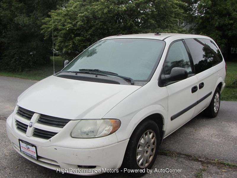 2006 dodge grand caravan for sale in virginia. Black Bedroom Furniture Sets. Home Design Ideas