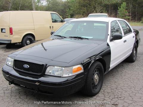 2009 Ford Crown Victoria for sale in Nokesville, VA