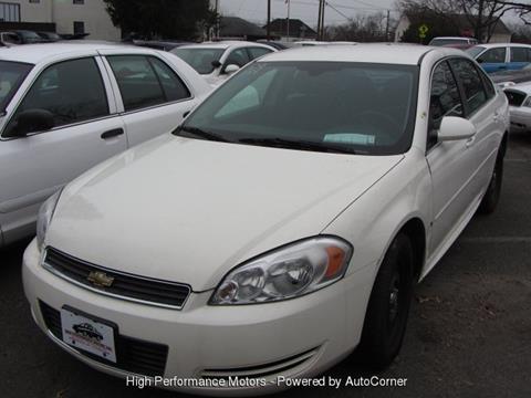 2009 Chevrolet Impala for sale in Nokesville, VA