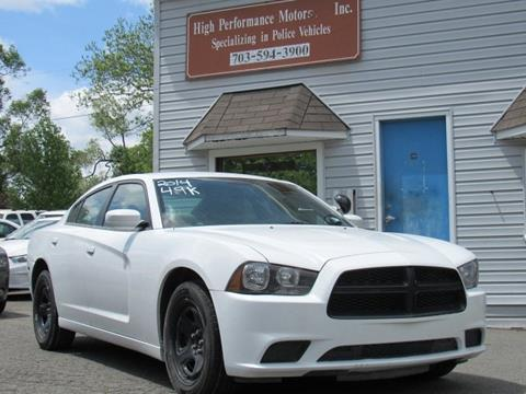 2014 Dodge Charger for sale in Nokesville, VA