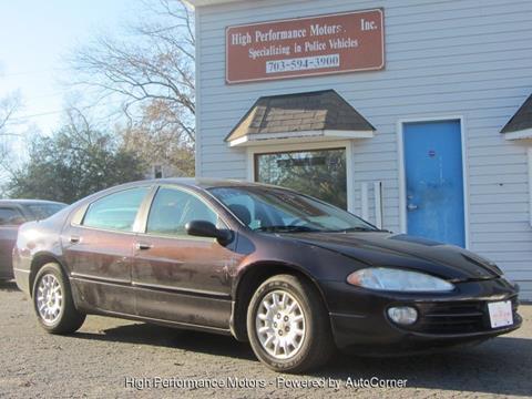 2004 Dodge Intrepid for sale in Nokesville, VA