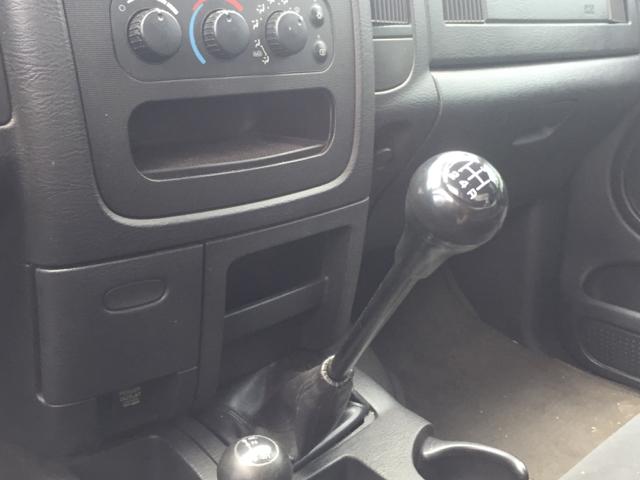 2003 Dodge Ram Pickup 3500 4dr Quad Cab SLT 4WD SB - Hop Bottom PA