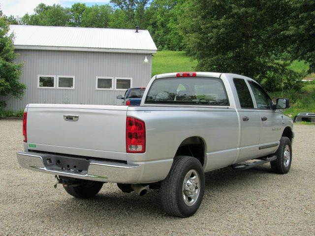 2006 Dodge Ram Pickup 2500 ST 4dr Quad Cab 4WD LB - Hop Bottom PA