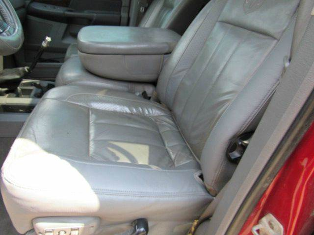2008 Dodge Ram Pickup 3500 Laramie 4dr Quad Cab 4WD LB - Hop Bottom PA