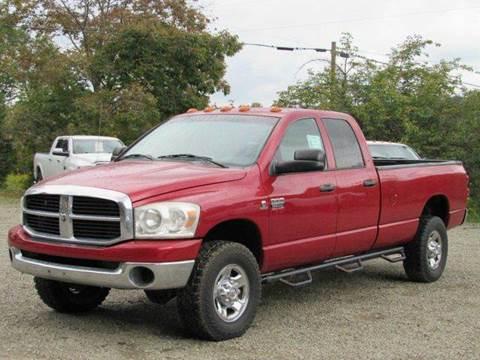 2008 Dodge Ram Pickup 3500 for sale in Hop Bottom, PA