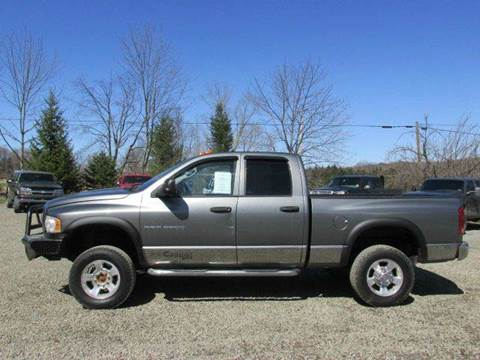 2005 Dodge Ram Pickup 3500 for sale in Hop Bottom, PA