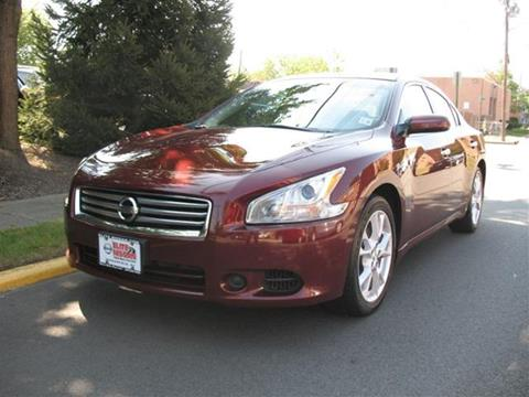 2013 Nissan Maxima for sale in Bergenfield NJ