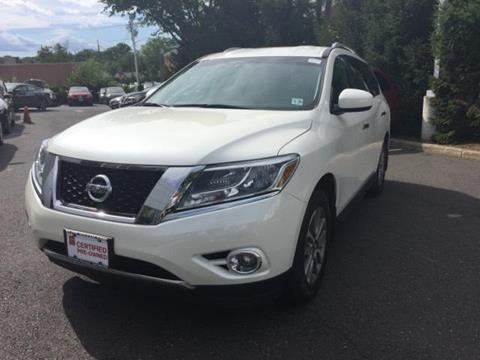 2015 Nissan Pathfinder for sale in Bergenfield NJ