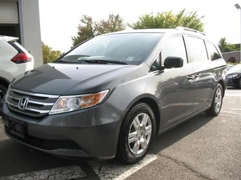 2012 Honda Odyssey for sale in Bergenfield NJ
