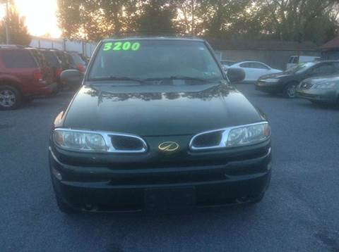 2002 Oldsmobile Bravada for sale in Lower Paxton, PA