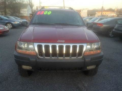 2002 Jeep Grand Cherokee for sale in Lower Paxton, PA