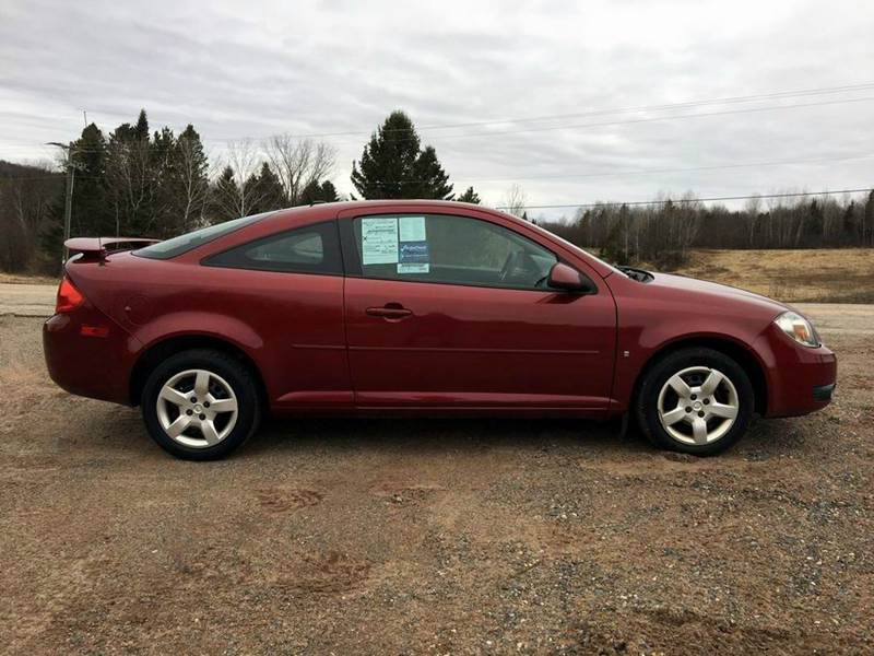 2009 Pontiac G5 2dr Coupe - Iron River MI