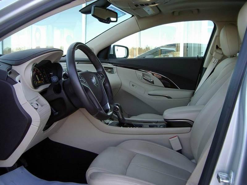 2014 Buick LaCrosse AWD Premium I 4dr Sedan - Iron River MI