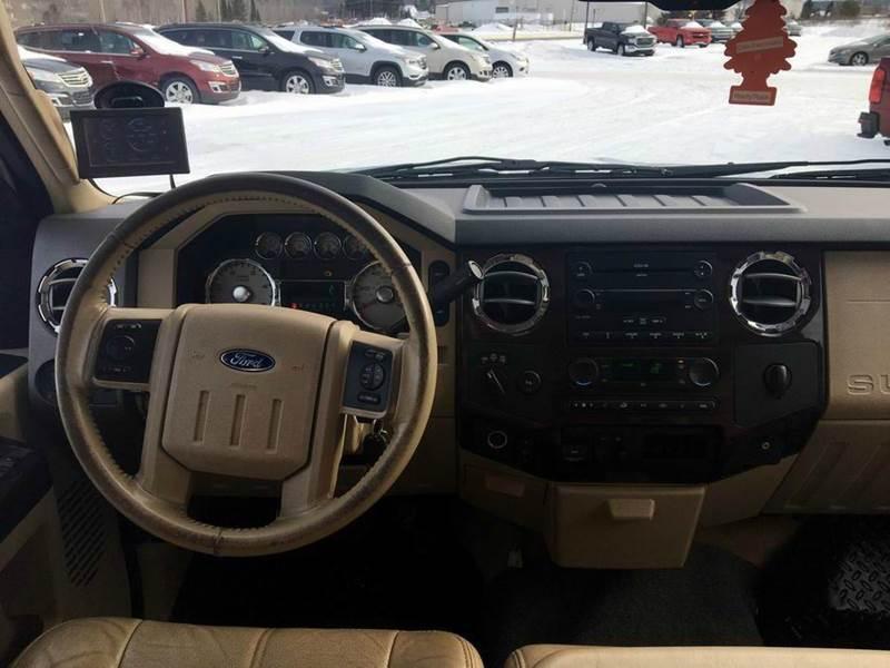 2008 Ford F-350 Super Duty Lariat 4dr Crew Cab 4WD SB - Iron River MI