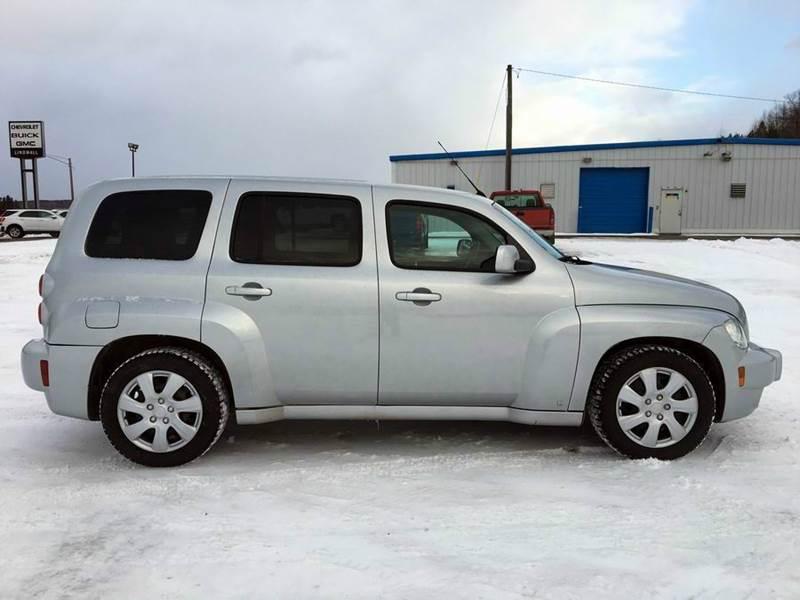 2011 Chevrolet HHR LT 4dr Wagon w/1LT - Iron River MI